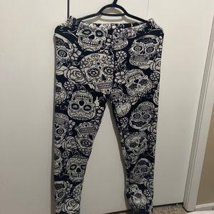 Cozy leggings - brand new too small